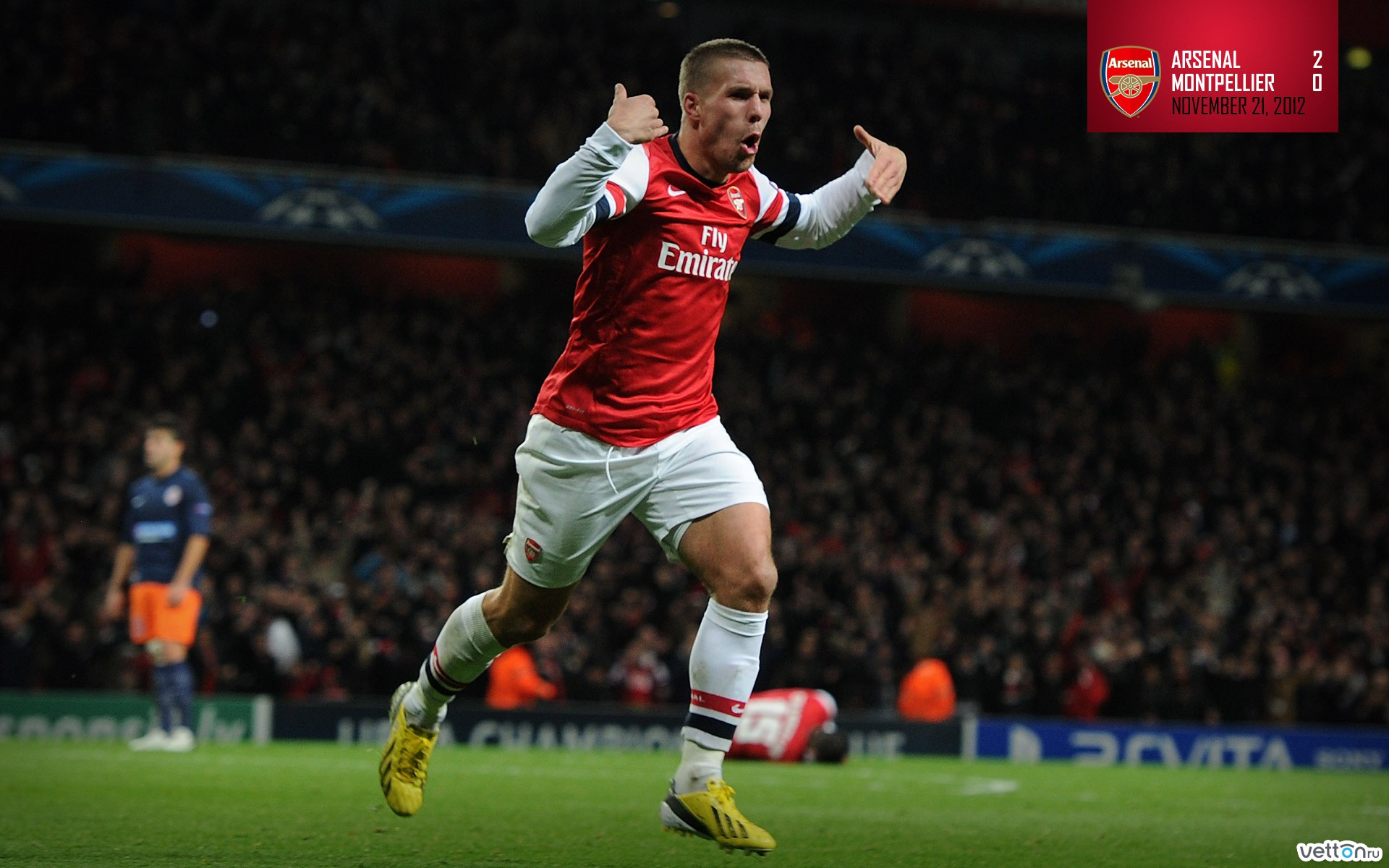 Спорт / Arsenal