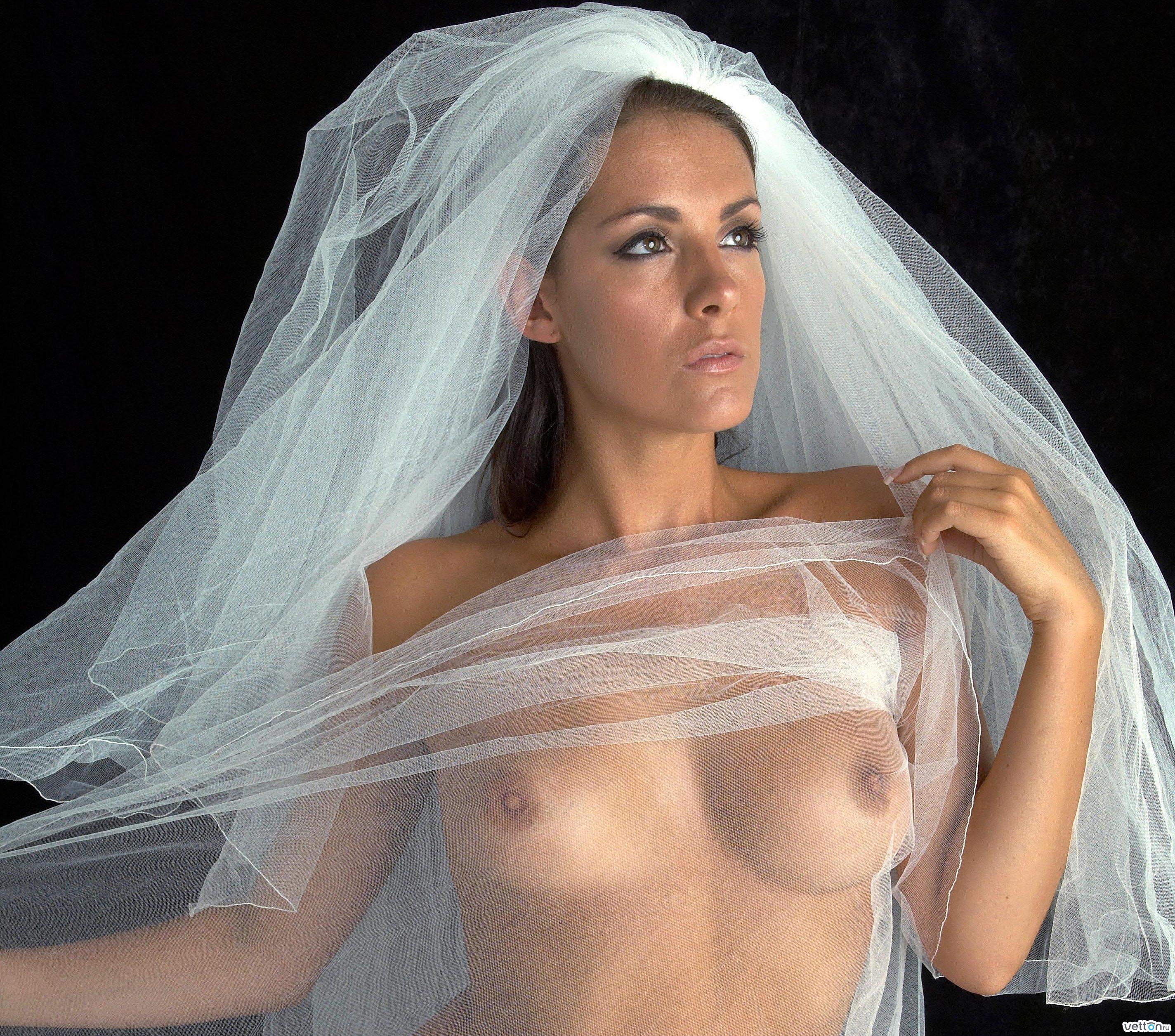 Фото голе невест 15 фотография