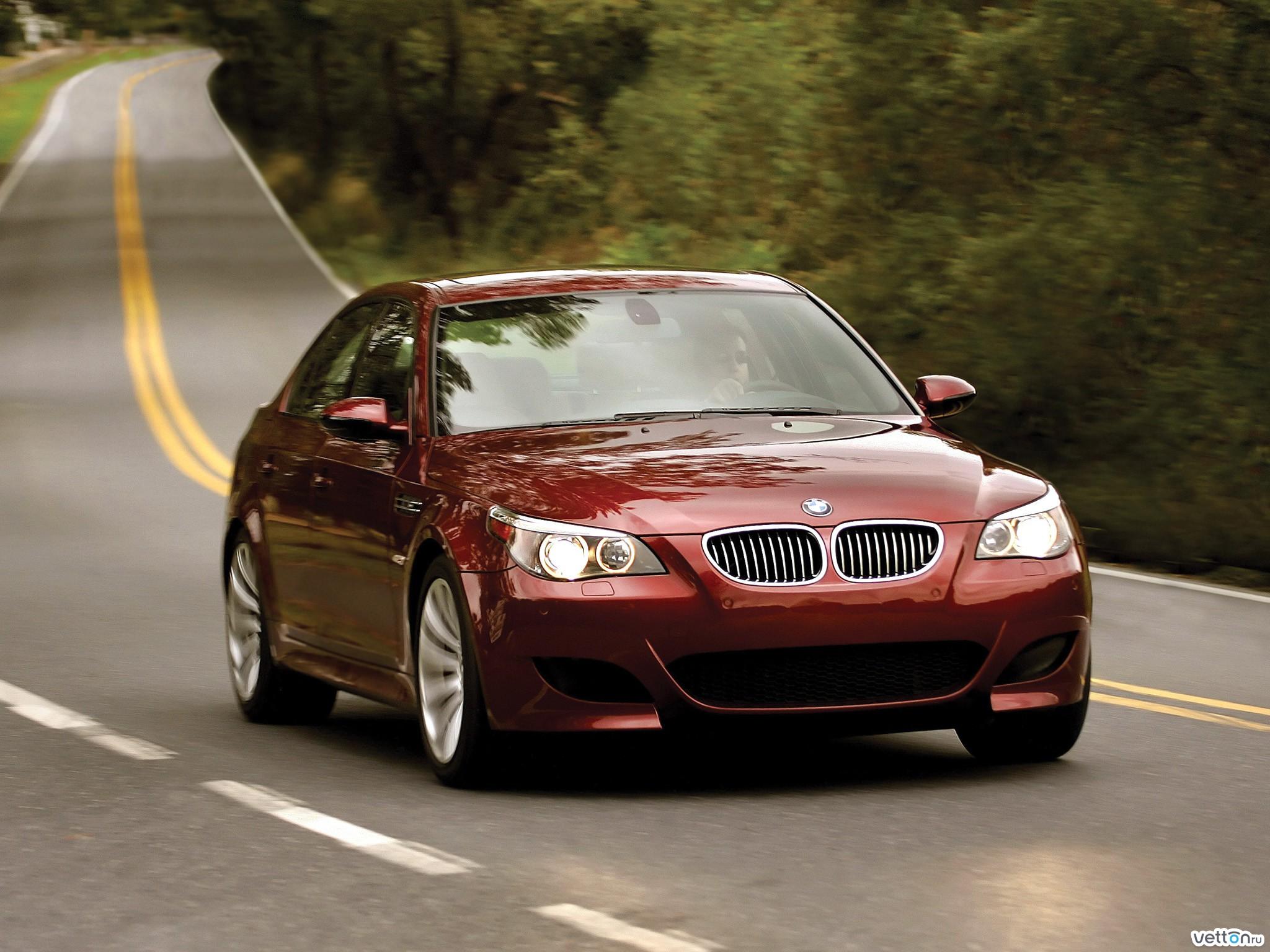 Компания BMW(БМВ) завершила производство модели M5, BMW M5 E60, БМВ М5 Е60, седан.  Бюджет столицы вырос почти на 1,5...