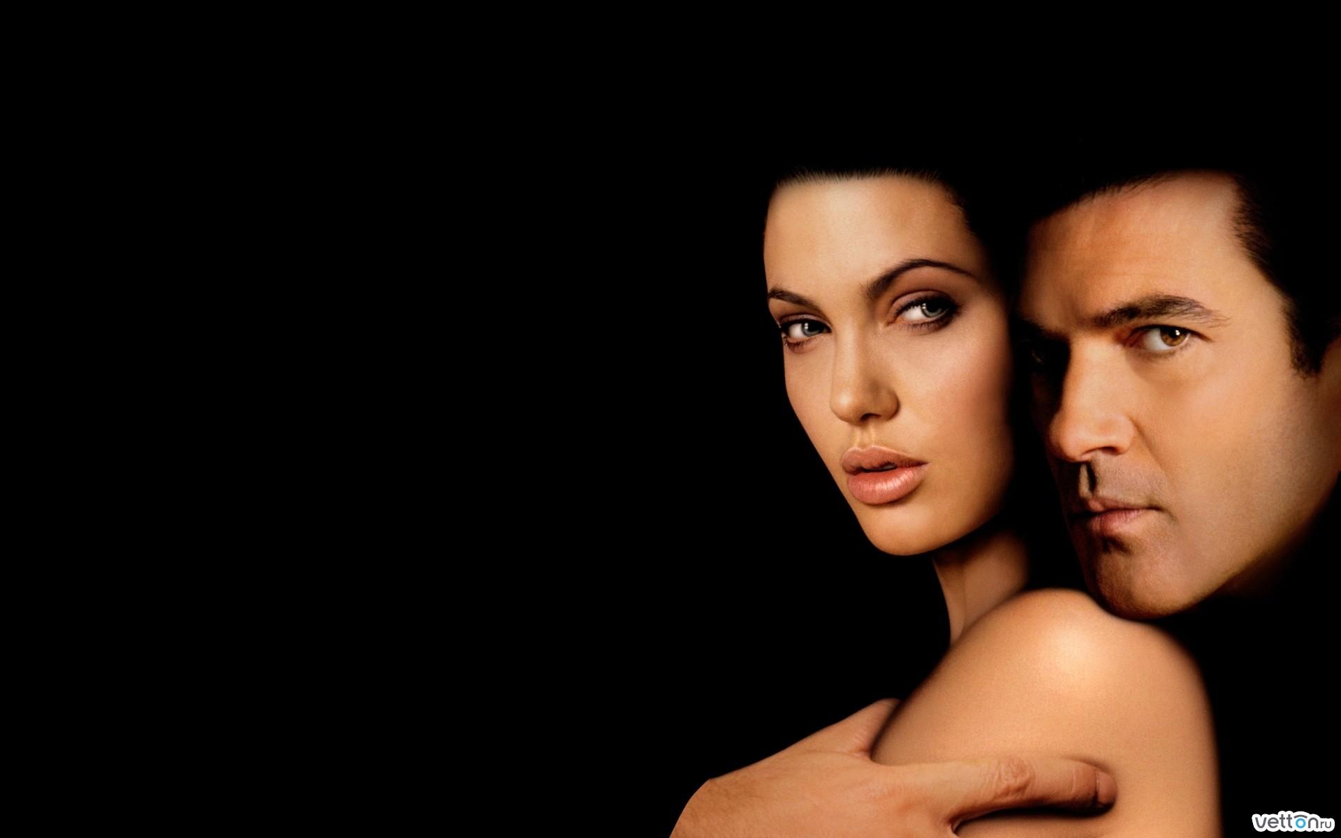Секс анджелина джоли и антонио бандерос 20 фотография
