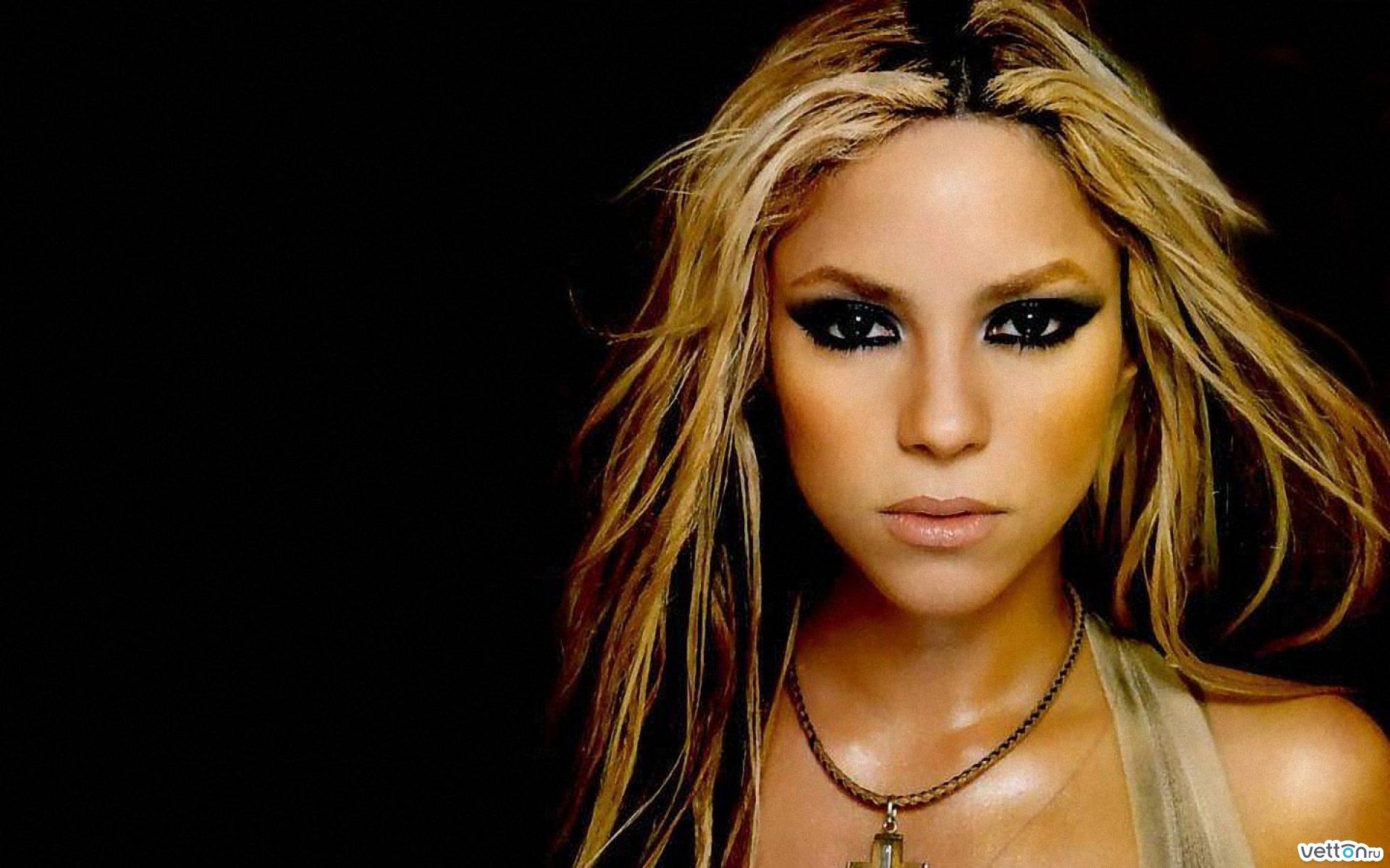 Шакира с нигерами 26 фотография