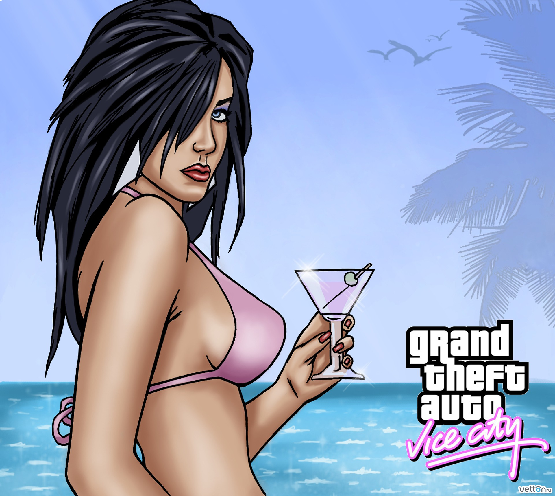 Vice city naked pc game porncraft video