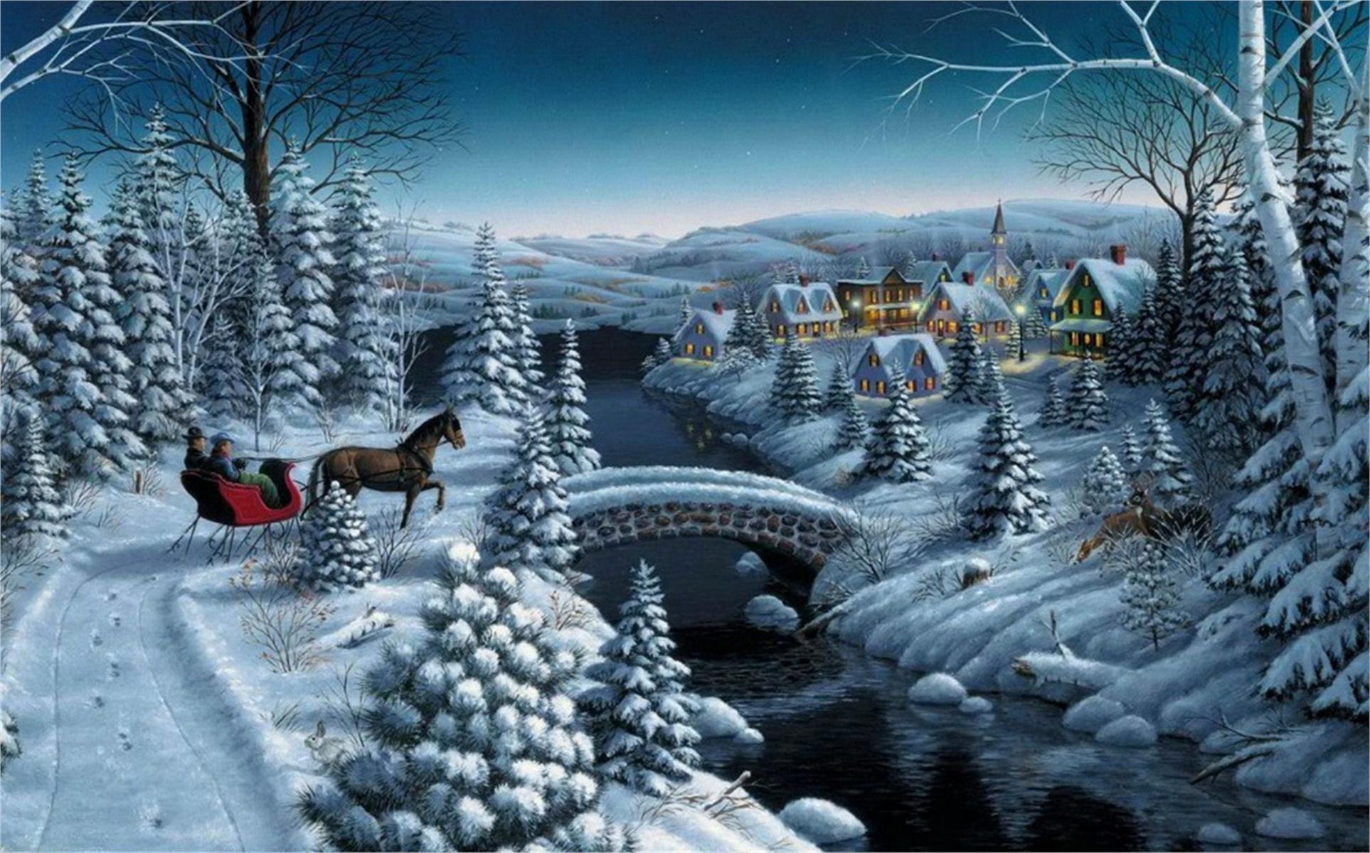 Сказки про зиму и новый год советские